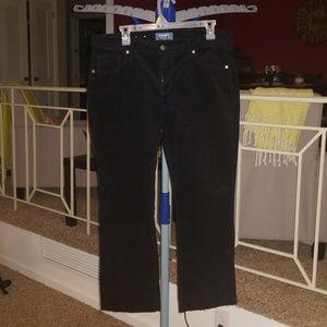 Old Navy Crop corduroy pants